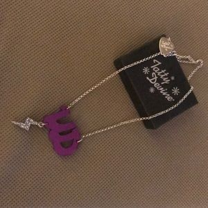 Tatty Devine*Limited Edition*Urban Decay Necklace